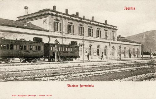 Isernia, 1924 circa