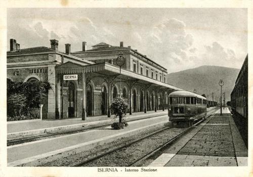 Isernia, fine 1920 circa
