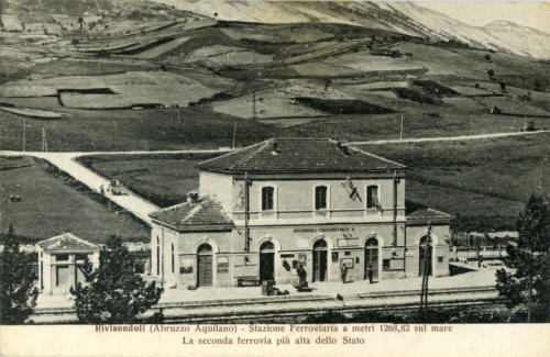 Pescocostanzo-Rivisondoli