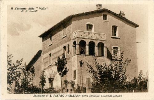 San Pietro Avellana
