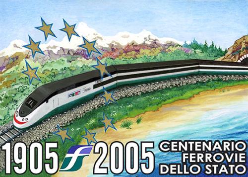 Centenario Ferrovie dello Stato