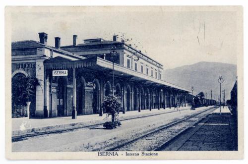 Isernia, 1930 circa