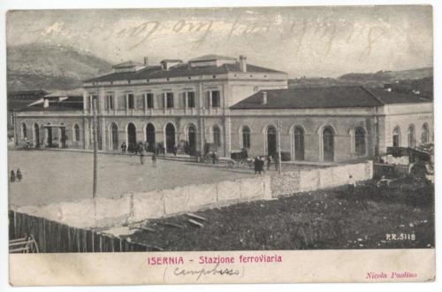 Isernia, 1900 circa