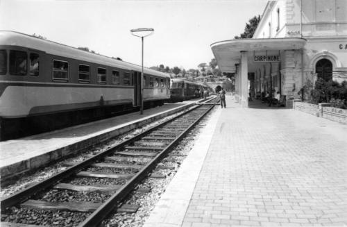 Carpinone anni 70 (foto Lefra)