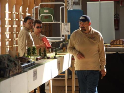 2010, Avezzano, Fabrizio, Germano e Michele