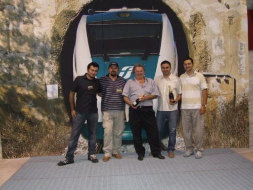 2009, Isernia, Francesco, Michele, Giuseppe, Fabrizio, Sergio