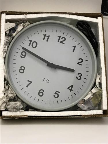 Orologio da ufficio FS
