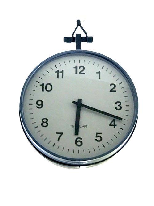 orologio da stazione