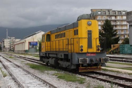 Armafer 740 552-5, Isernia 22/04/2012