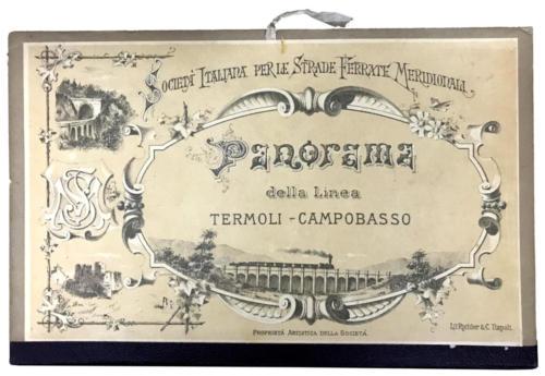 Panorama linea Termoli-Campobasso
