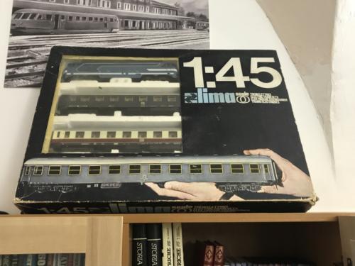 Lima 1:45 - scatola completa