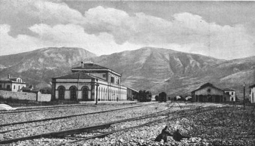 Isernia, 1898 circa