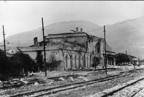Isernia, 1943