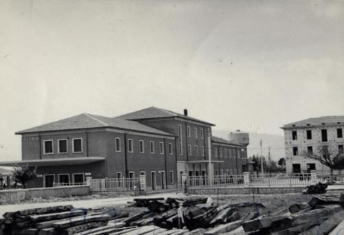 Isernia, stazione ferroviaria