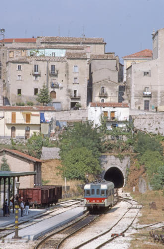 Altre ferrovie in Molise
