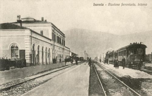 Isernia primi anni del 1900