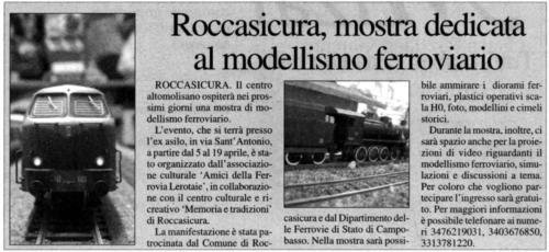 Quotidiano del Molise - 3 aprile 2009