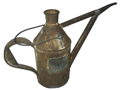 tanica olio