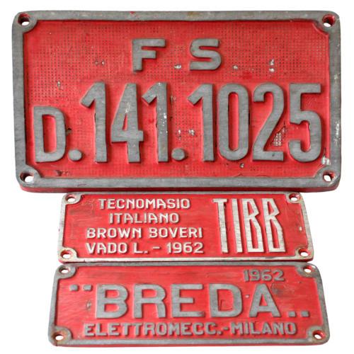 targa fs D141.1025